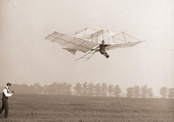D'abord un aérodrome…
