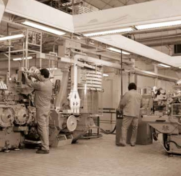 Puis une usine de tabac…