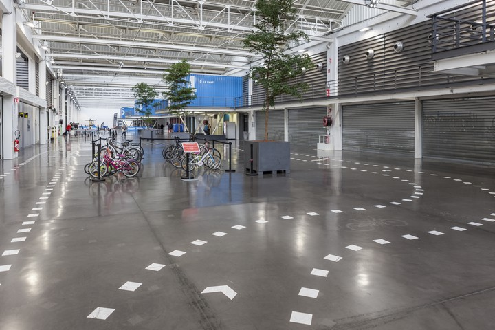 Magasin Decathlon Pistes d'essai