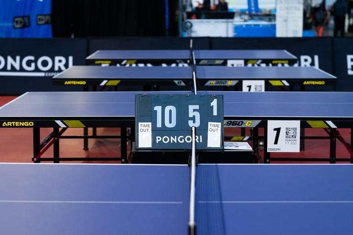 Tennis de table académique