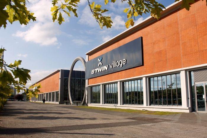 BTWIN Village - Vélo à Lille - Sport et Loisirs en Famille