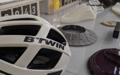 ADD LAB : L'IMPRESSION 3D DE DECATHLON AU BTWIN VILLAGE