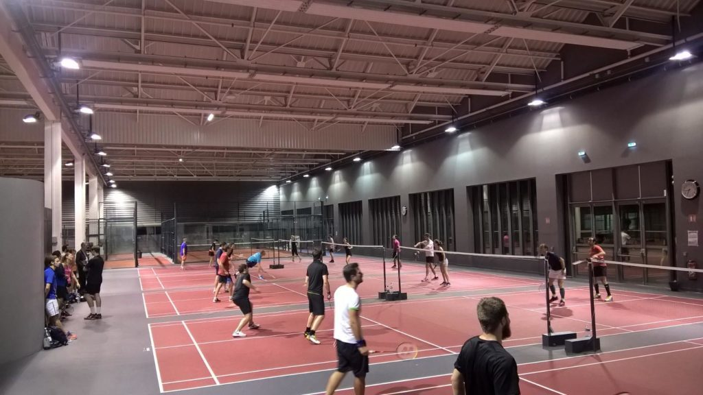 Padel lille Shaft Night