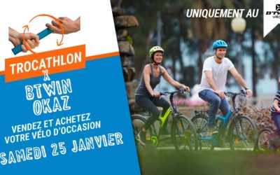 ON VOUS EXPLIQUE : LE TROCATHLON CYCLE