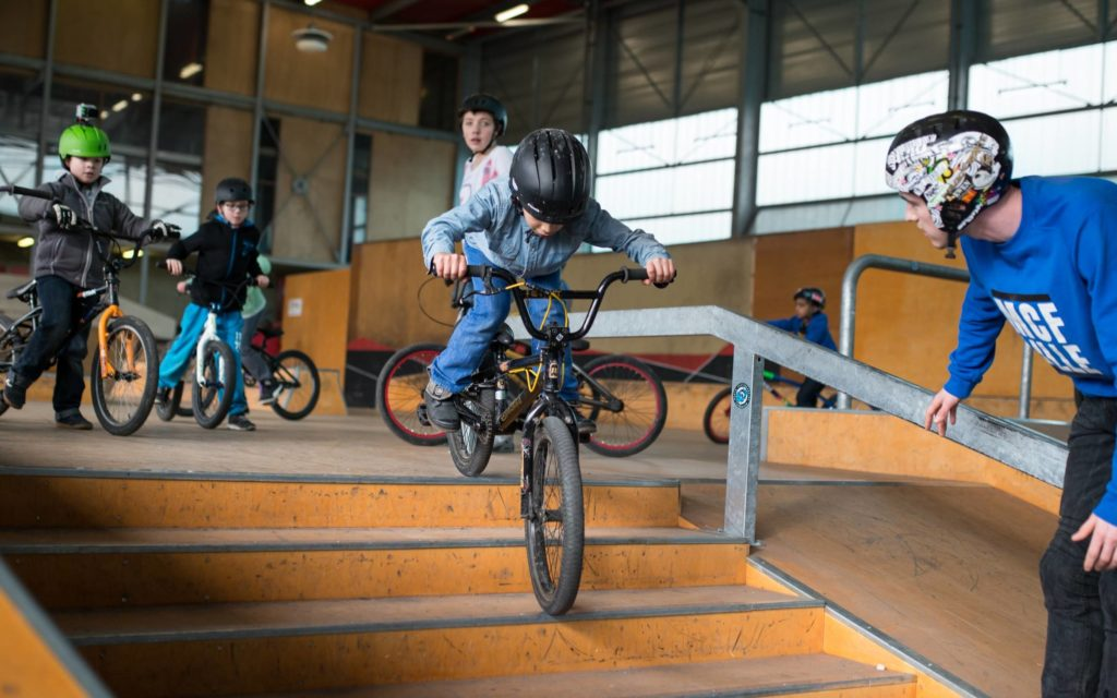 Cours BMX freestyle