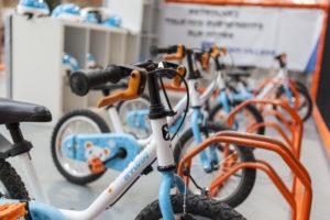 apprendre à faire du vélo à Lille