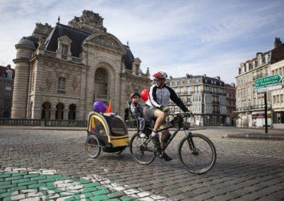 Balades à vélo à faire autour du B'twin village à Lille