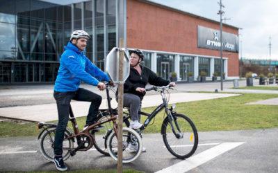 Des cours de vélo pour adultes financés par l'état !