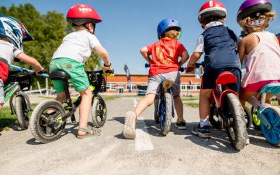 Piste de pratique extérieure #3 : le Kid village