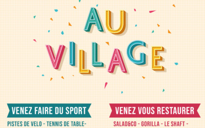 Votre été au B'twin village à Lille #3