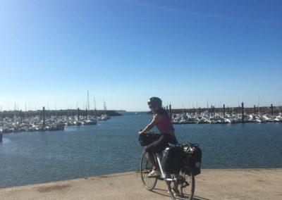 Voyage à vélo by B'twin village #4
