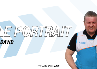 Les Portraits du BTV #5 – David (VIDEO)