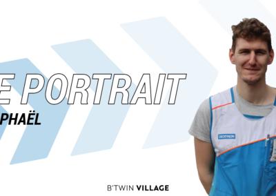 Les portraits du BTV #4 – Raphaël (VIDEO)