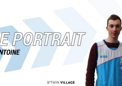 Les portraits du BTV #Antoine