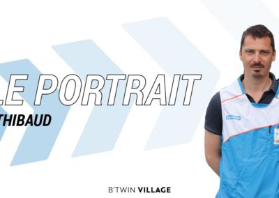 Les portraits du BTV #Thibaud