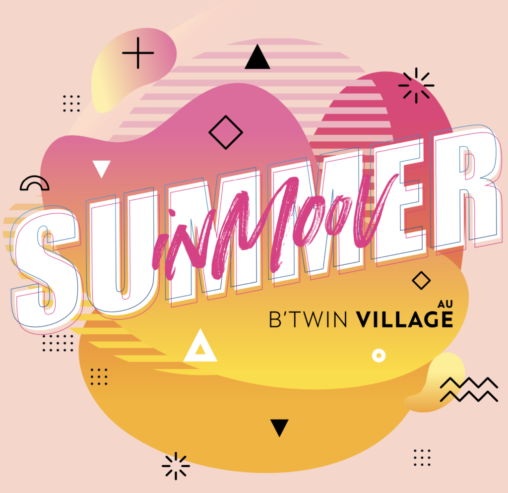 BTWIN Village Summer in moov