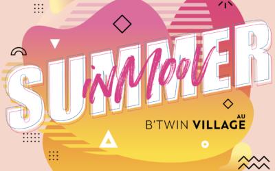 SummerInMoov : Un été sportif au B'twin Village