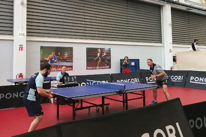 Tennis de table - Pongori